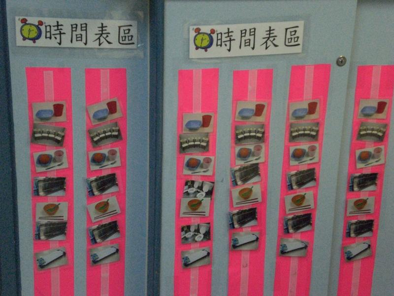 自閉症學童課室運用結構化教學法進行視覺策略訓練