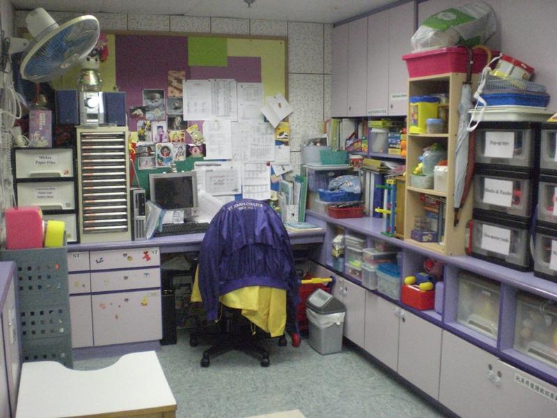 言語治療室