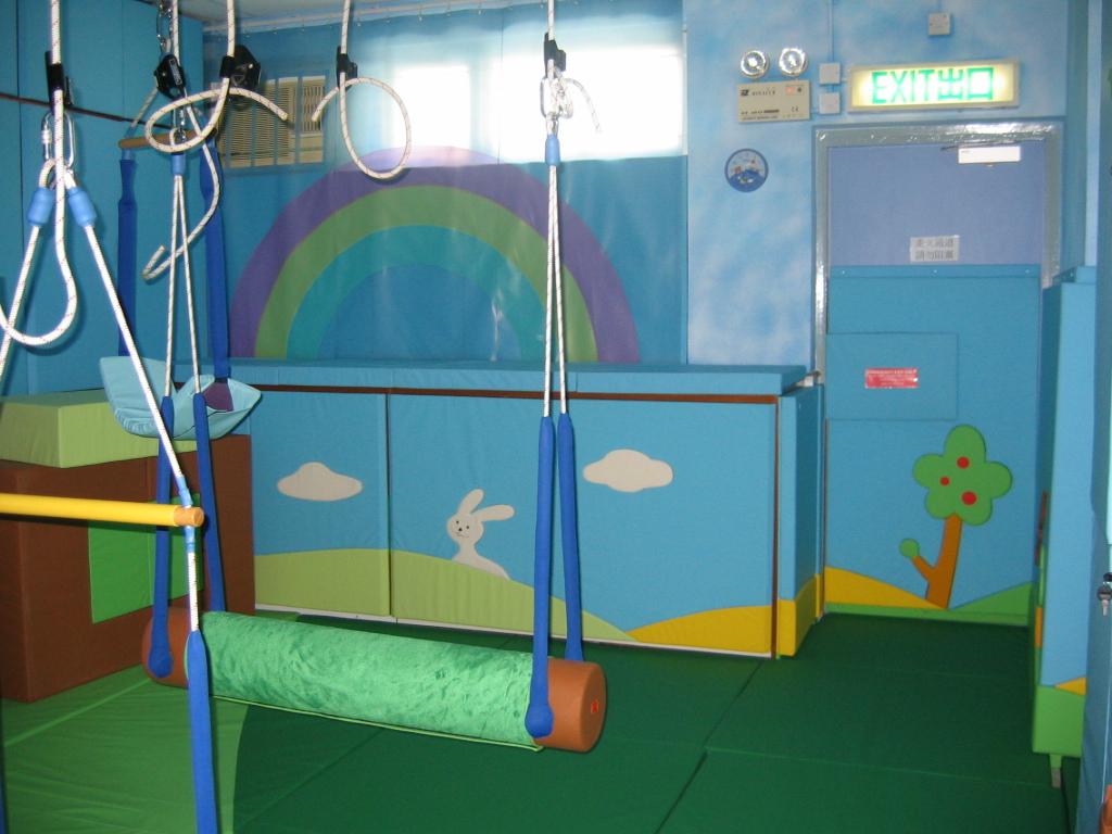 感覺統合治療室