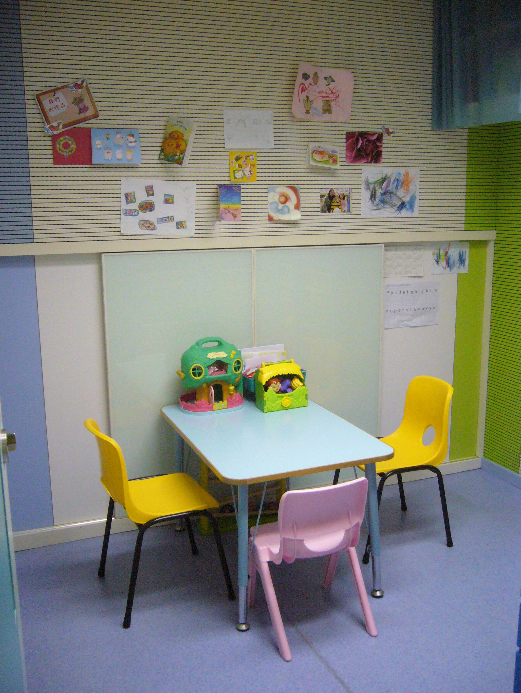 幼兒訓練室