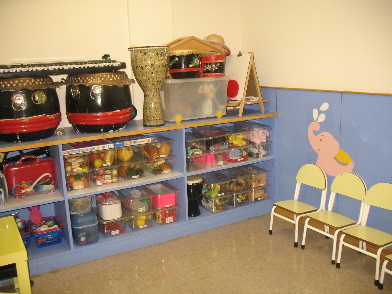 遊戲室內設有不同遊戲治療的玩具及2個不同角度的拍攝鏡頭。