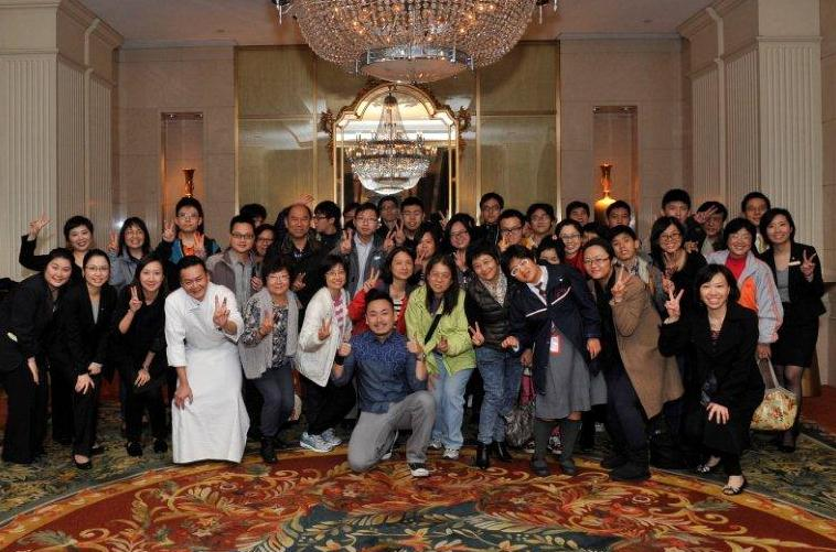 The First Career Talk for Autistic Youths by Kowloon Shangri-La, Hong Kong and Isalnd Shangri-La, Hong Kong