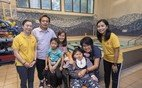 Heep Hong Society New Hydrotherapy Service Helps Children With Autism and Physical Disability